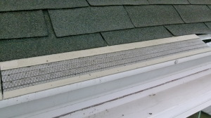 Leaf Solution High Flow micro mesh gutter guard