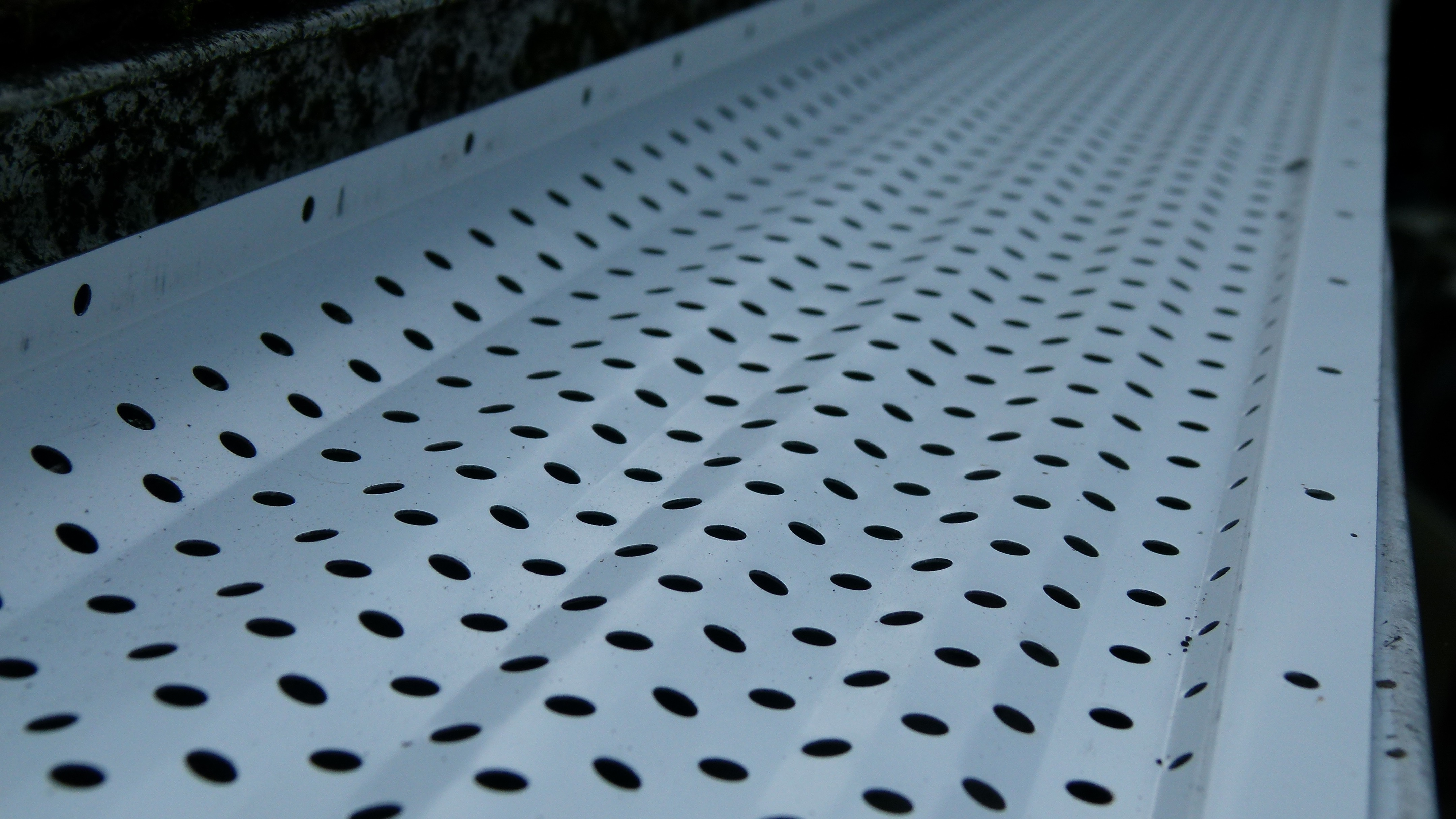 Will Perforated Gutter Guard Screens Keep Debris Out of Your